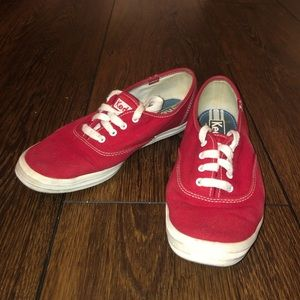 KEDS 🍒 Red Women's Sneakers